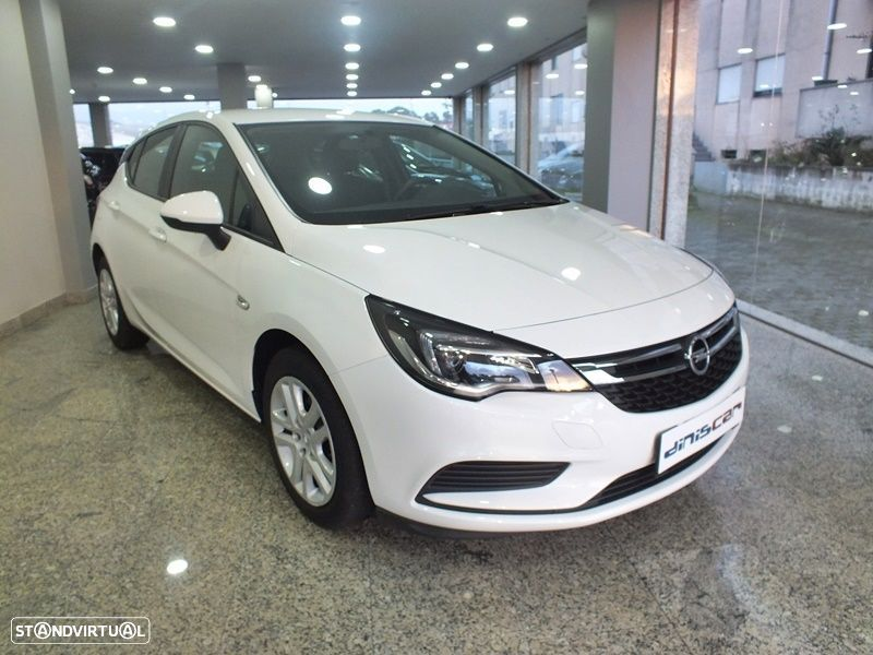 Opel Astra 1.0 Turbo Eco Flex - 2