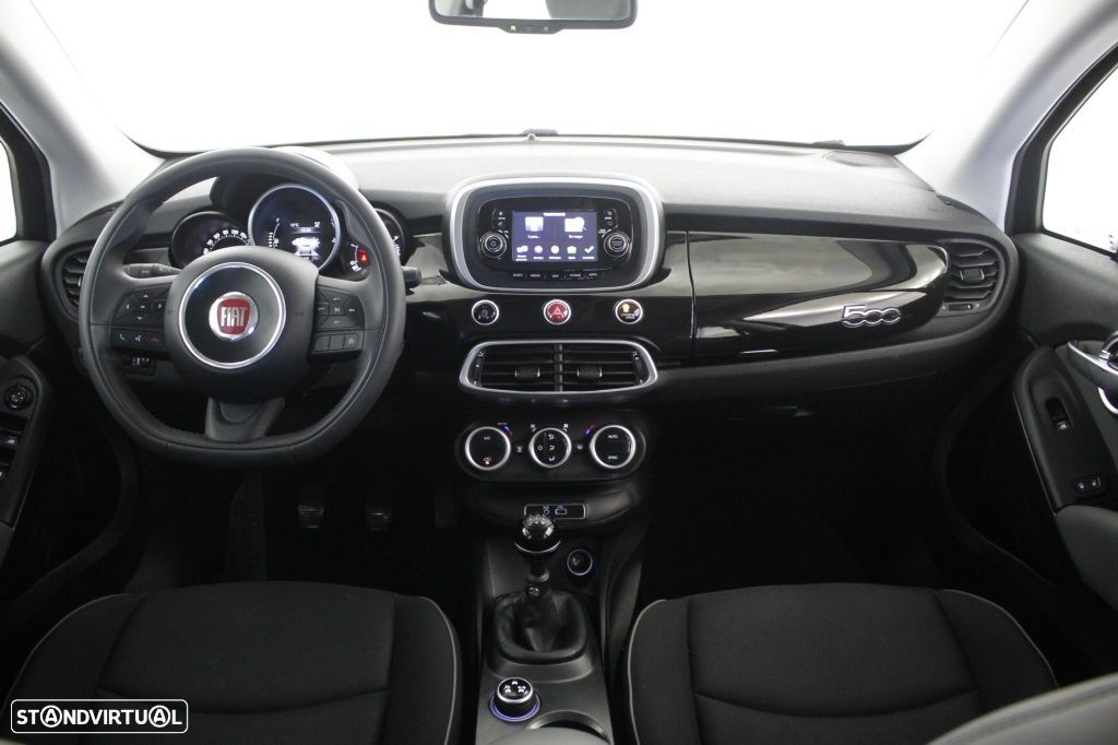 Fiat 500X 1.3 Multijet 95cv S/S POP STAR GPS - 19