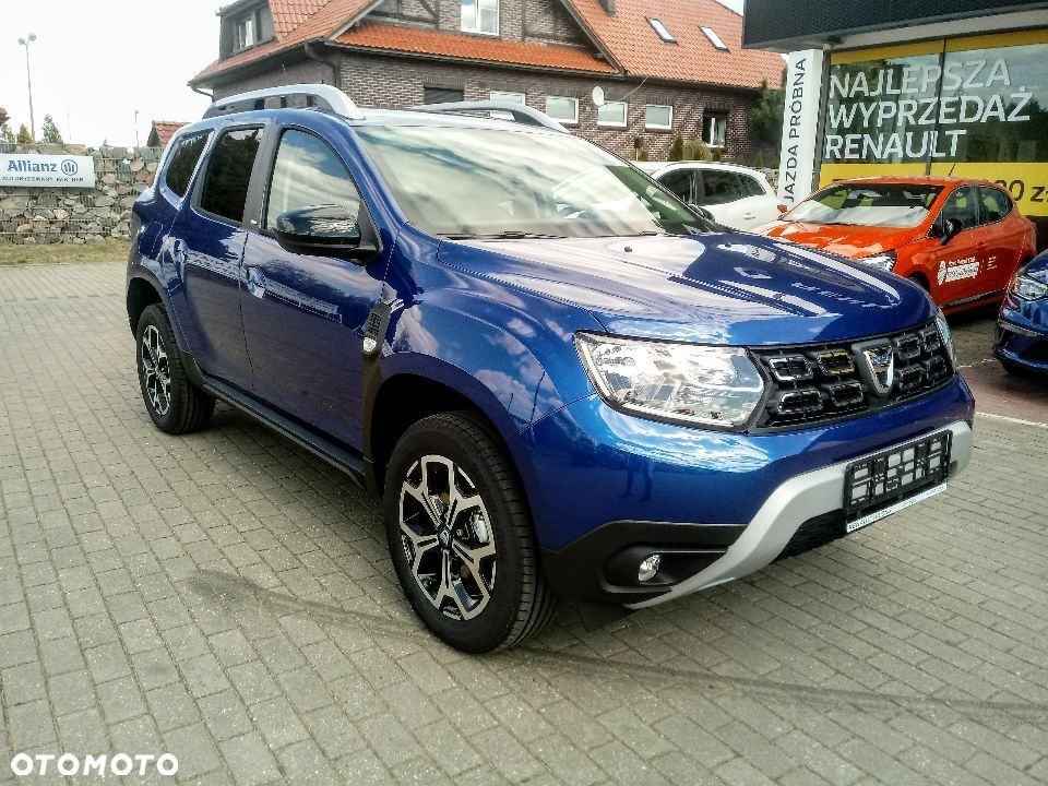 Dacia Duster SL Celebration TCe 100 LPG g.2020 - 3
