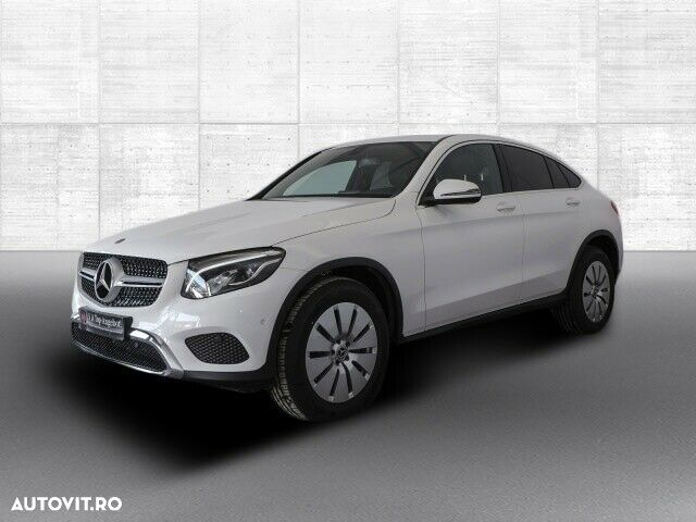 Mercedes-Benz GLC Coupe - 12