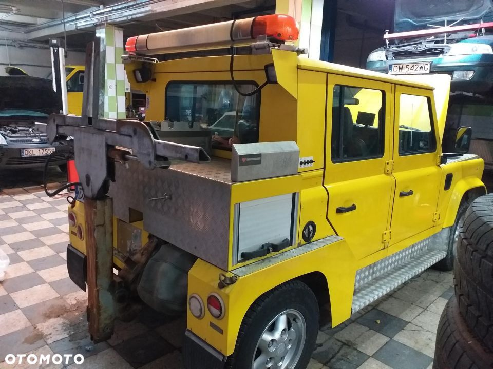 Land Rover Defender Holownik 4x4 Widelec 2006r. - 1
