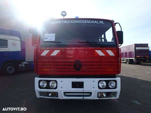 Renault G 230 + MANUAL + FIRE TRUCK + 35889KM ! - 2