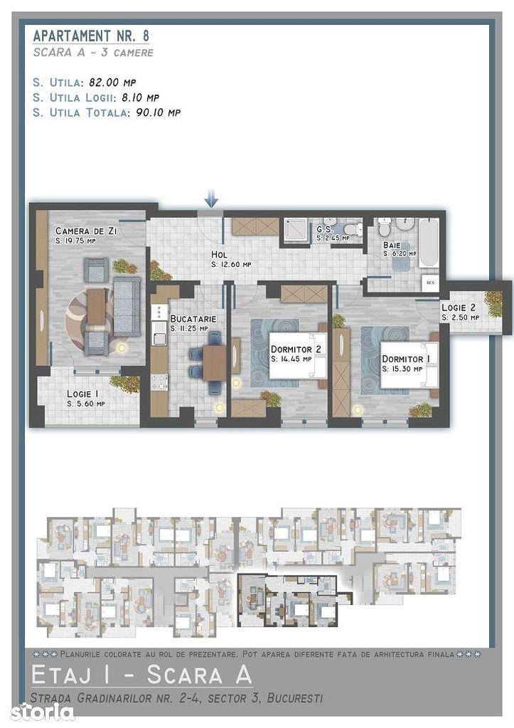Apartament de vanzare, Bucuresti, Sectorul 3, Vitan - Foto 6