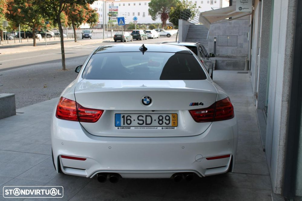 BMW M4 COUPE COMPETITION 450 CV - 6