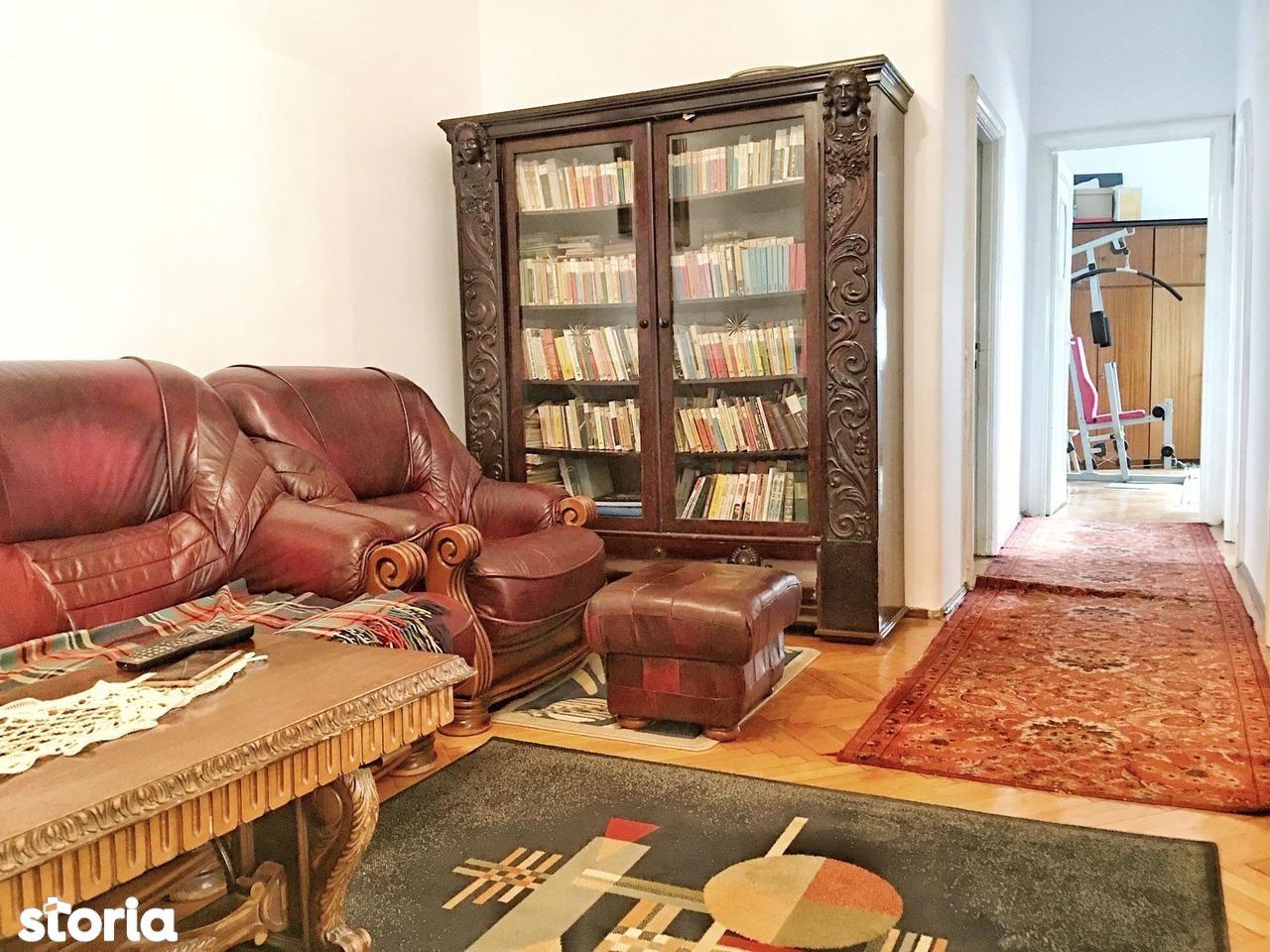 Apartament de inchiriat, București (judet), Strada Mântuleasa - Foto 5