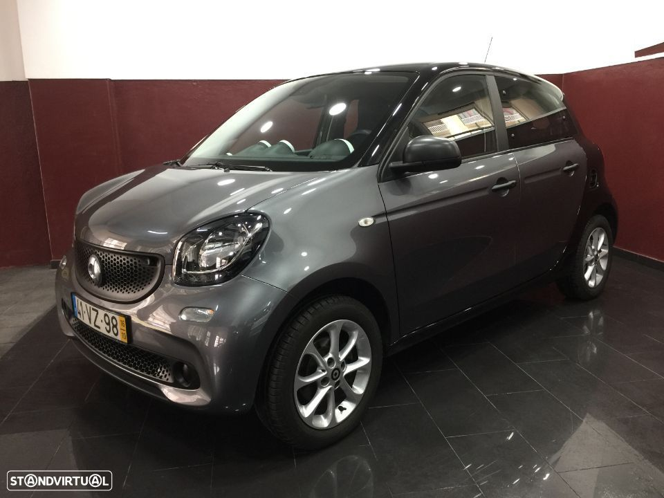 Smart ForFour 1.0 Pure - 24