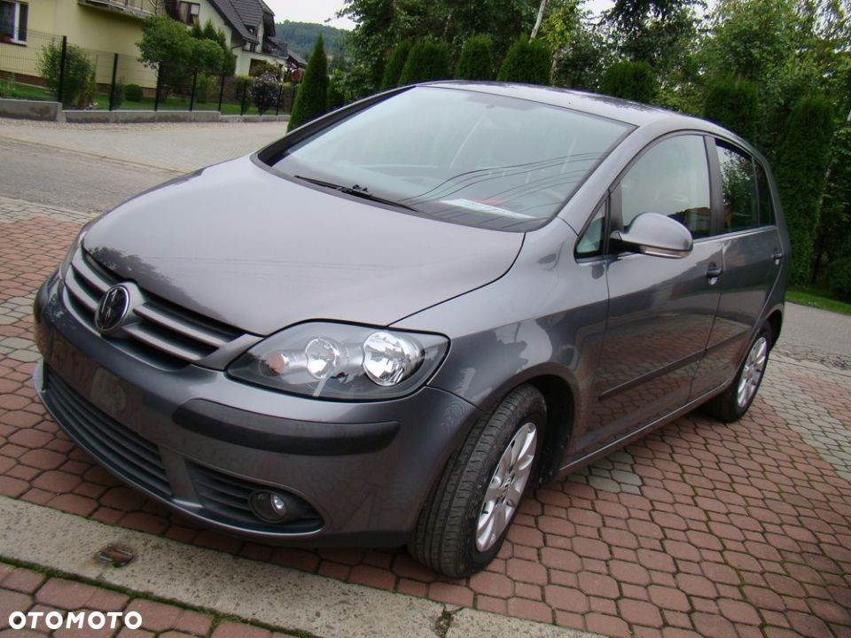 Volkswagen Golf Plus 1.9tdi 105 KM - 9