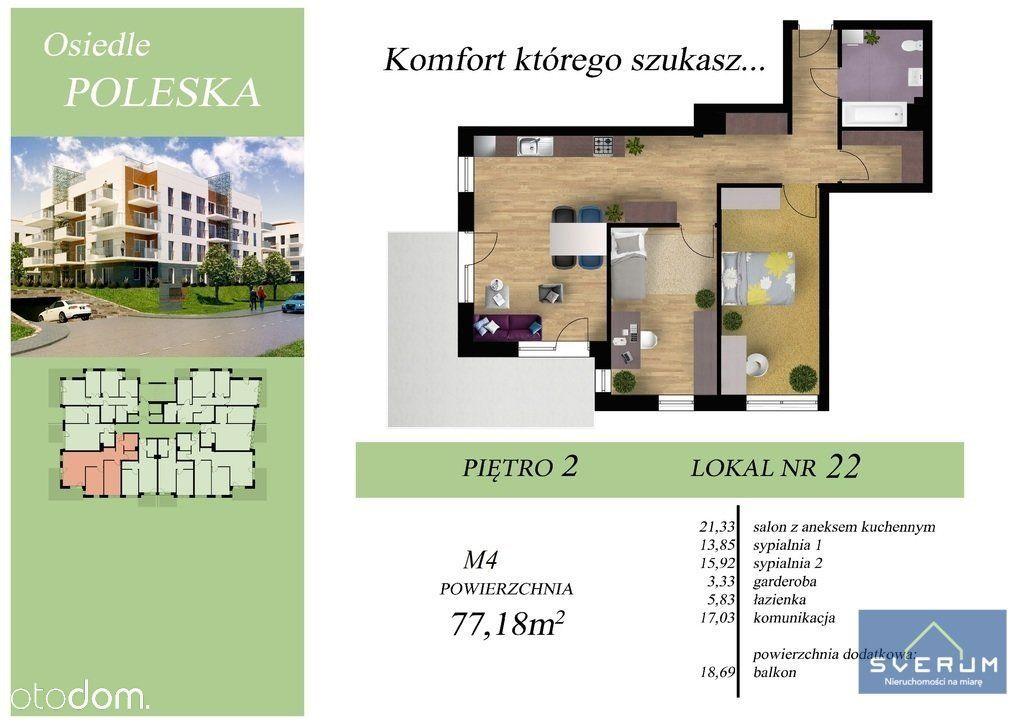 Mieszkanie na sprzedaż, Częstochowa, Grabówka - Foto 3