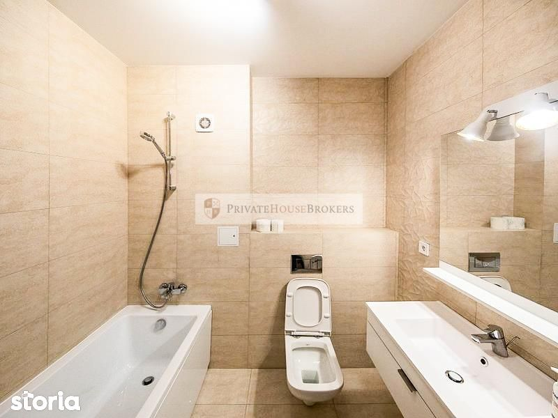 Apartament de inchiriat, București (judet), Strada Câmpul Pipera - Foto 9