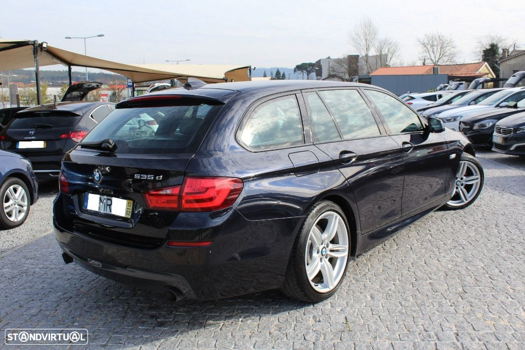 BMW 535 d Touring Pack M Auto - 15