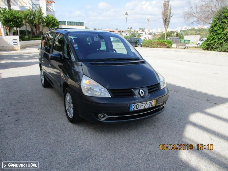 Renault Espace 2.0 dCi Luxe7L - 8