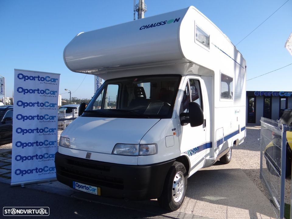 Chausson Welcome welcome - 22