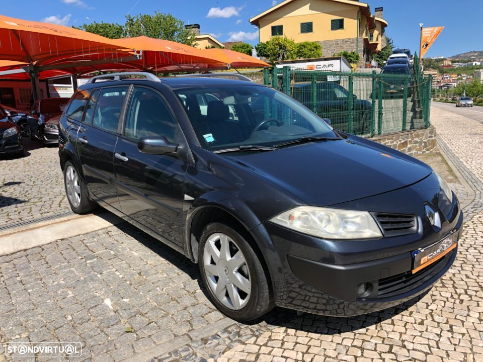Renault Mégane Break 110cdi - 2