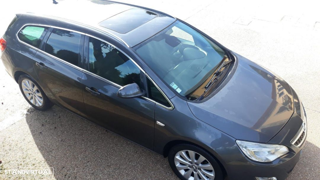 Opel Astra Sports Tourer 1.7 CDTi Cosmo - 1