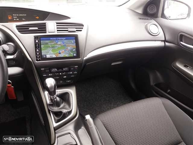 Honda Civic 1.6 i-dtec Elegance Connect Navi - 18