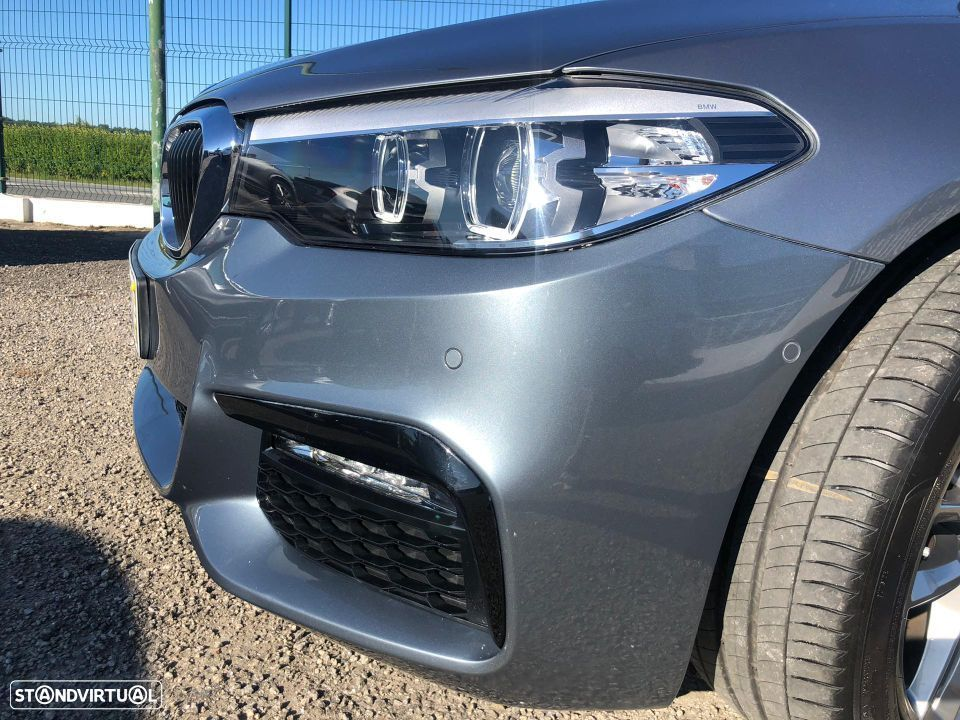 BMW 520 d Touring Pack M - 8