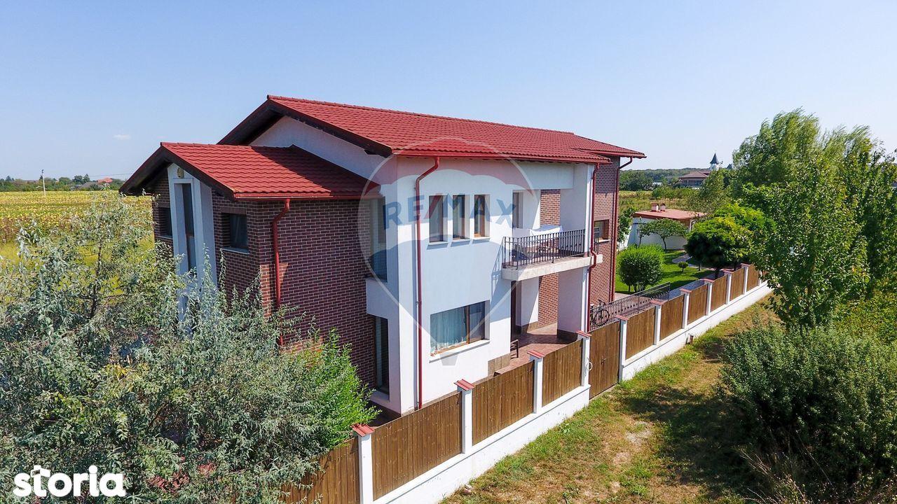Casa de vanzare, Ilfov (judet), Strada Bujorului - Foto 4
