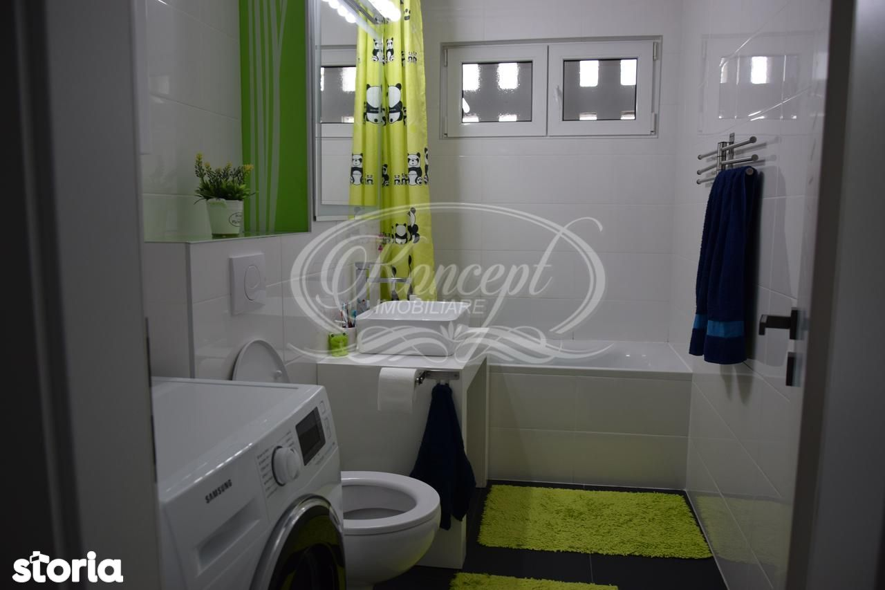 Apartament de vanzare, Cluj (judet), Strada Dimitrie Guști - Foto 8