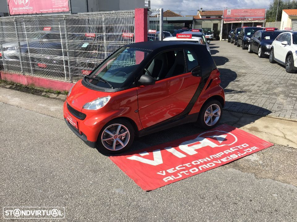Smart Fortwo Cdi Pion 5