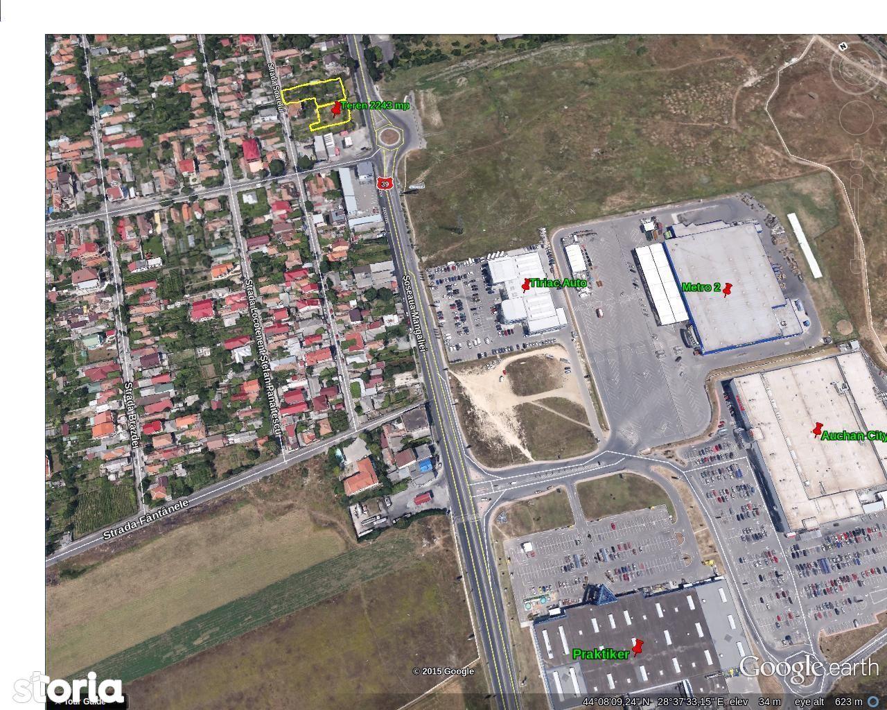 Teren de Vanzare, Constanța (judet), Constanţa - Foto 1