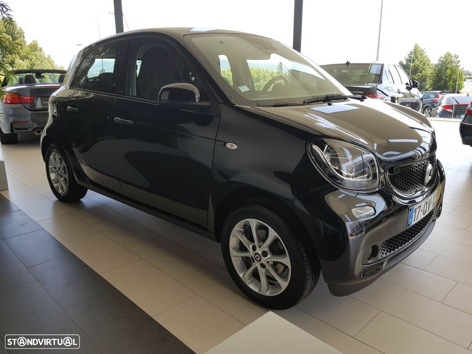 Smart ForFour 1.0 Passion - 8
