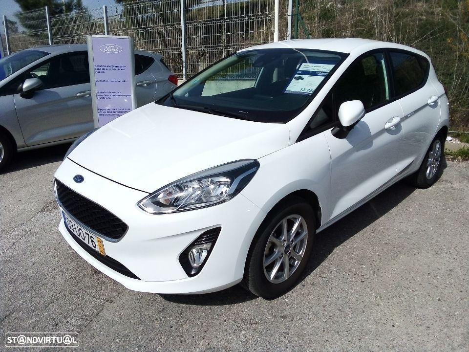 Ford Fiesta Business - 1