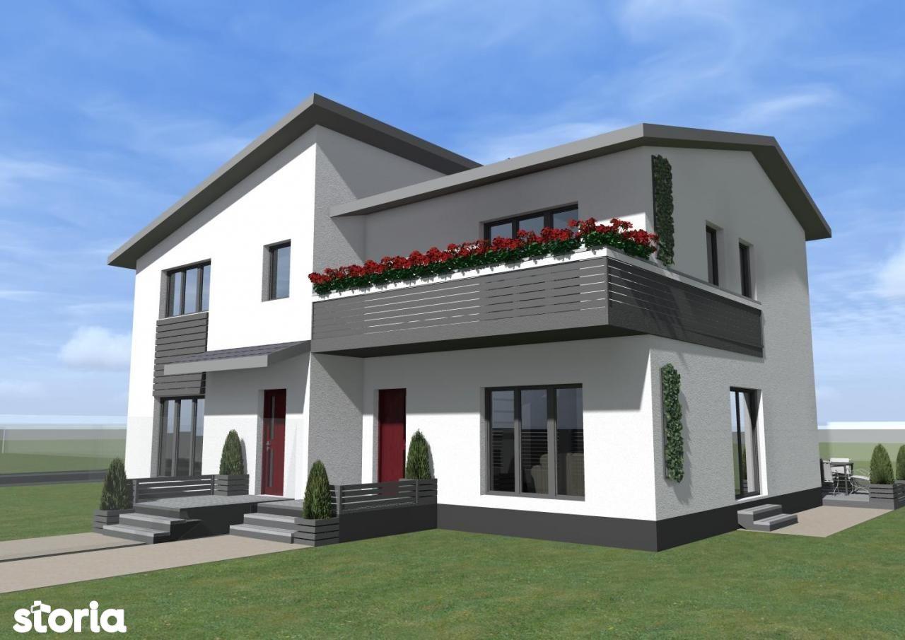 Apartament de vanzare, Brașov (judet), Tărlungeni - Foto 1