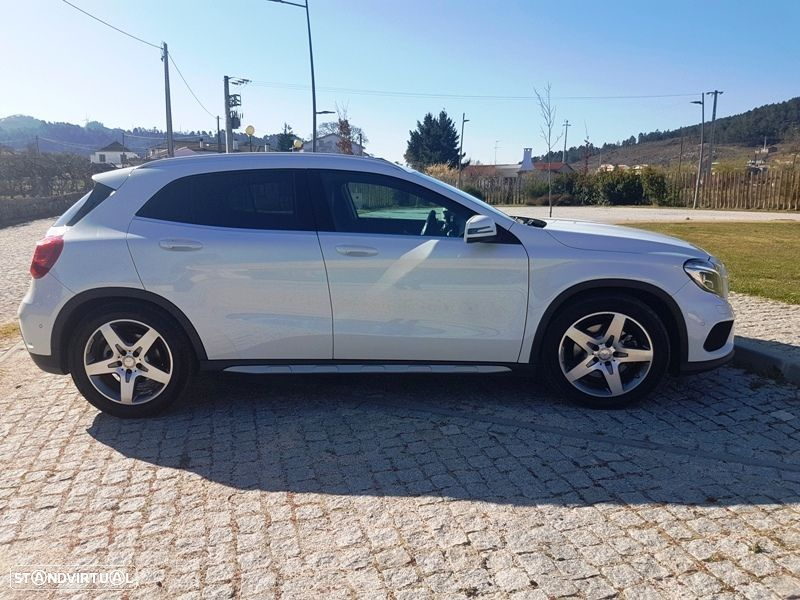 Mercedes-Benz GLA 220 AMG 4 Matic - 5