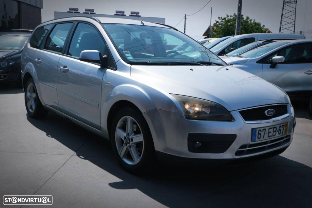 Ford Focus SW 1.6 TDCi 1st Edition - 1