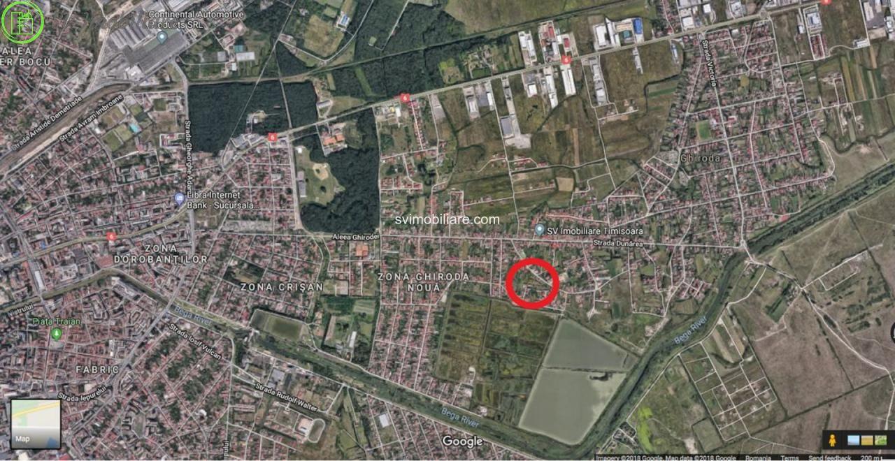 Teren de Vanzare, Timiș (judet), Tipografilor - Foto 2