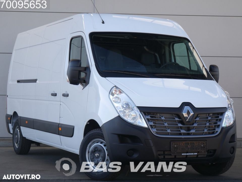 Renault Master DCI 130 3.5T L3H2 12m3 Airco Cruise - 3