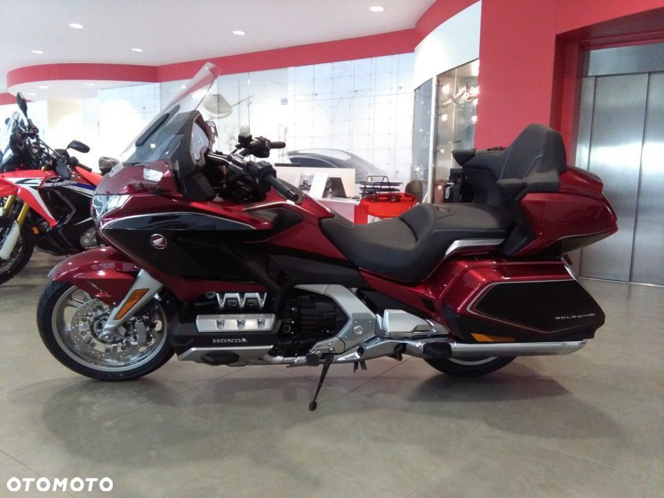 Honda GL 1800 Goldwing Tour DCT, model 2019, ASO, Gwarancja, Transport - 4