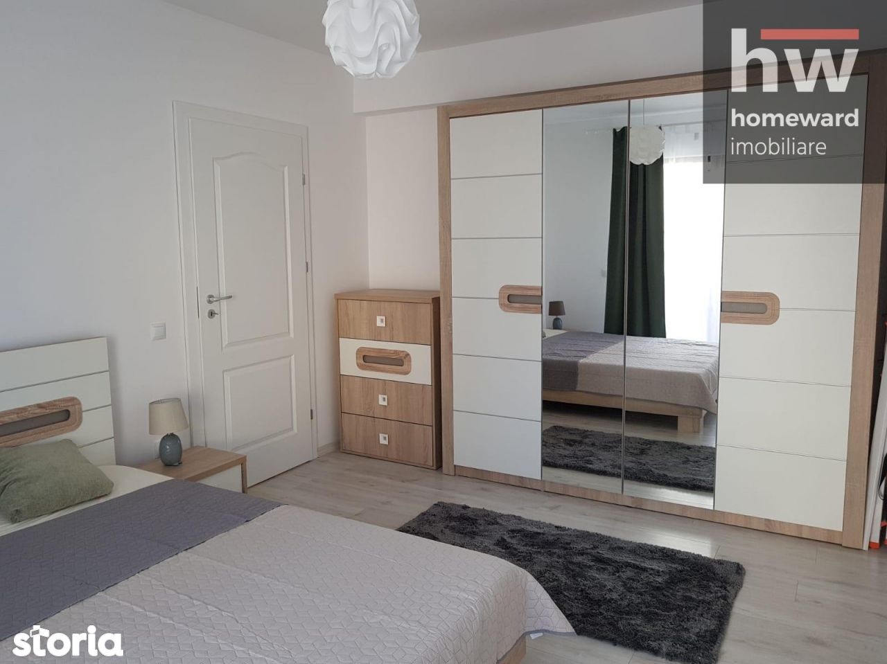 Apartament de inchiriat, Cluj (judet), Strada Nicolae Drăganu - Foto 5