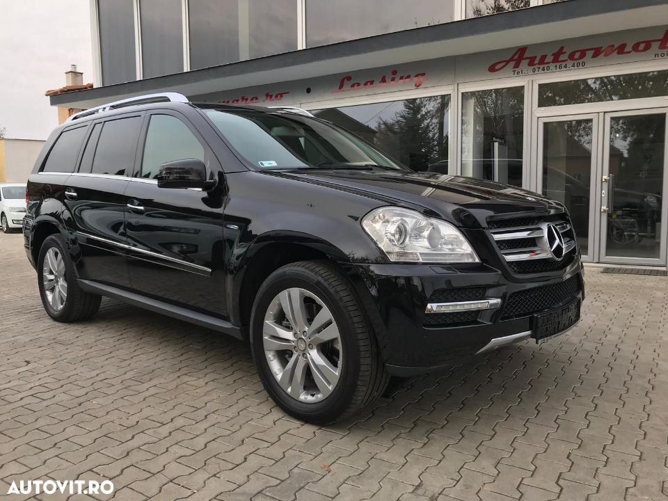 Mercedes-Benz GL GL - 2