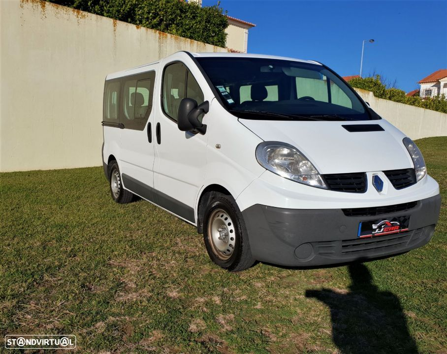 Renault Trafic 2.0 DCI 9 LUGARES - 5