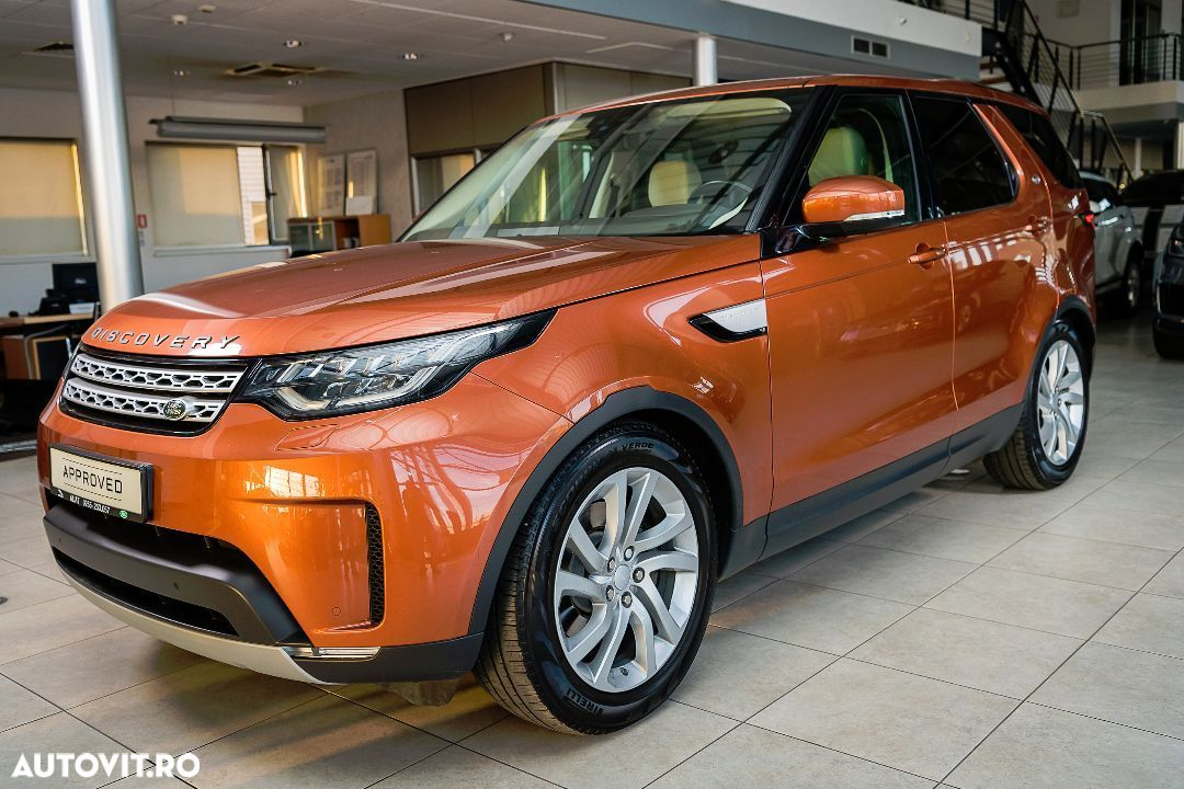 Land Rover Discovery - 6