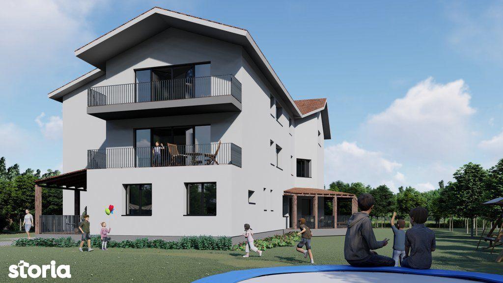 Apartament de vanzare, Brașov (judet), Bartolomeu Nord - Foto 11