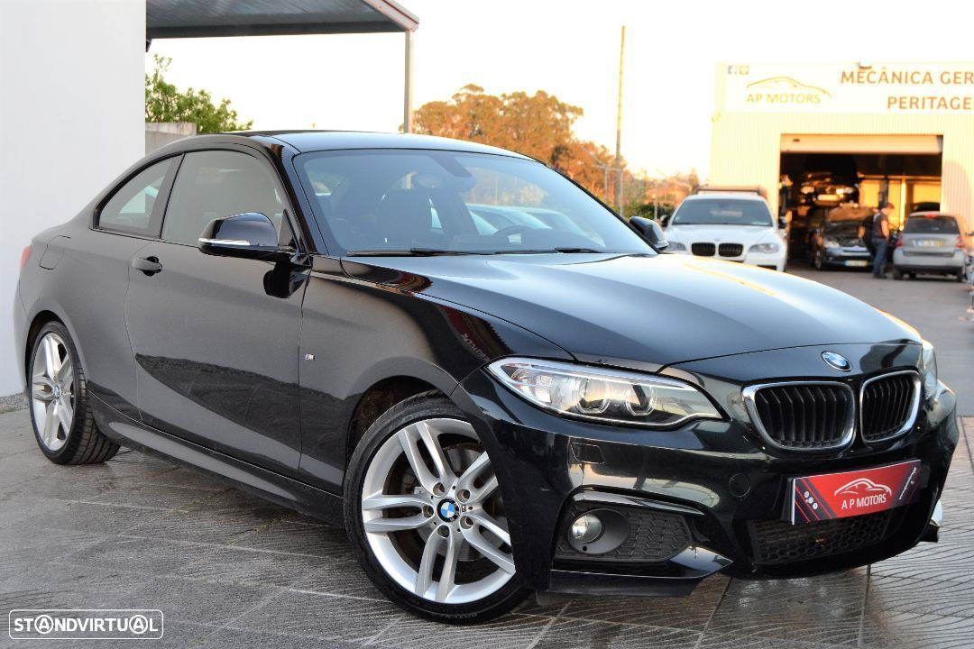 BMW 220 d Coupe Pack M - 1