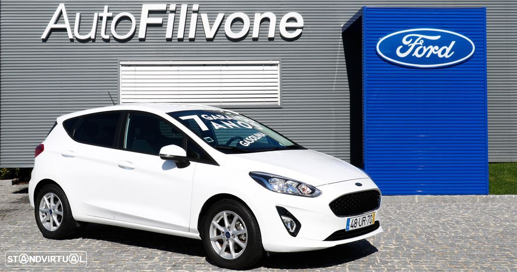 Ford Fiesta 1.1 TI-VCT Business - 1