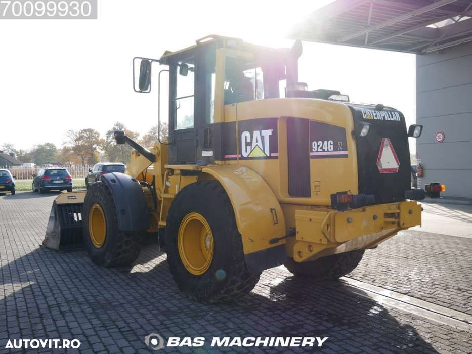 Caterpillar 924G Nice and clean ex german machine - 2