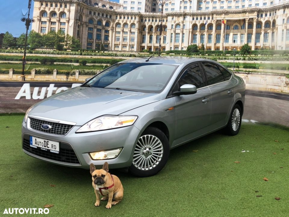 Ford Mondeo - 1