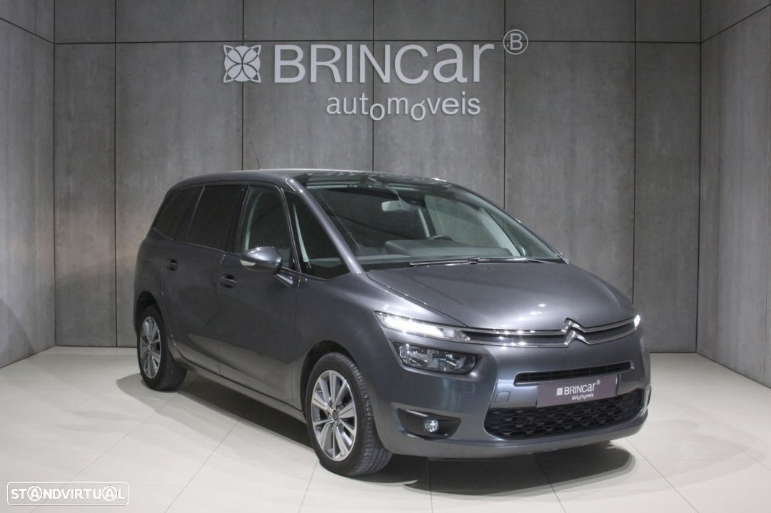 Citroën C4 Grand Picasso 2.0 BlueHDi Exclusive - 1