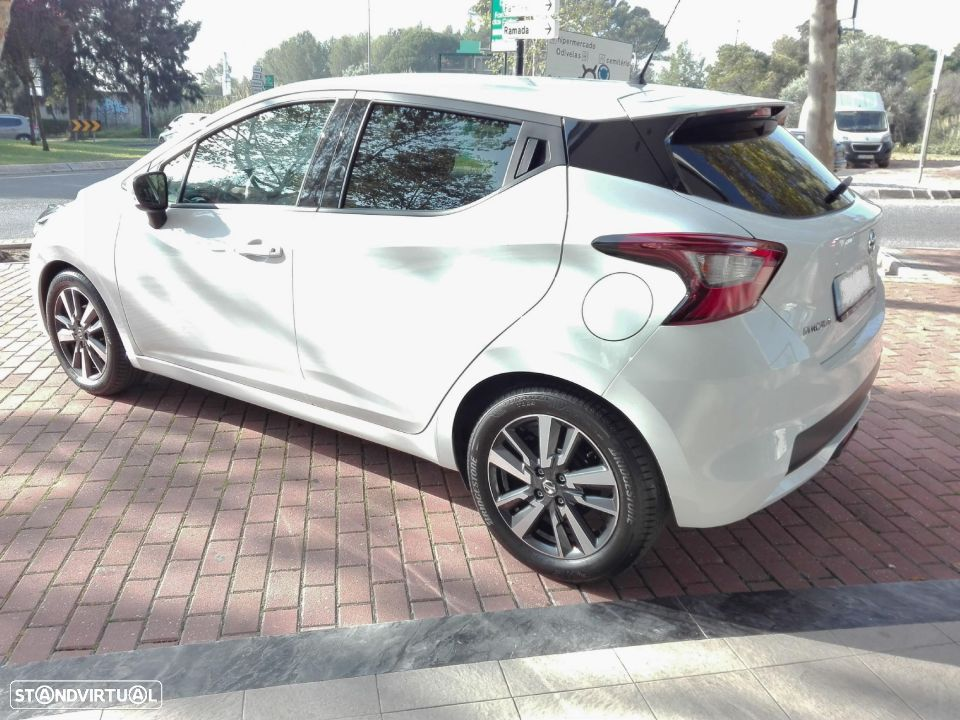 Nissan Micra 1.5 DCi Acenta Connect GPS - 5