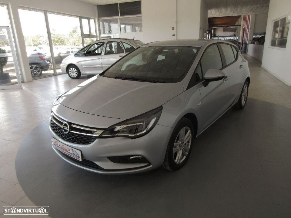 Opel Astra Edition Active - 3