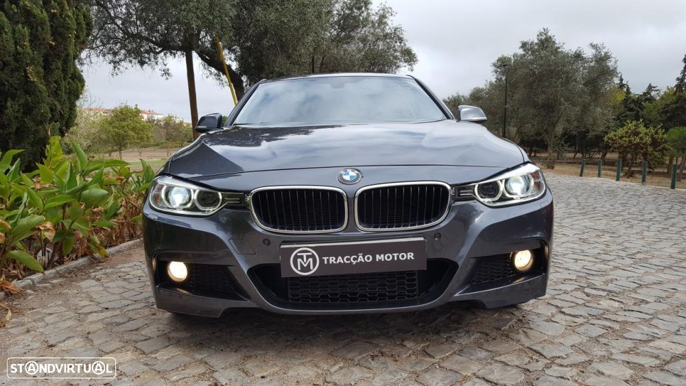 BMW 325 d Touring Pack M - 5