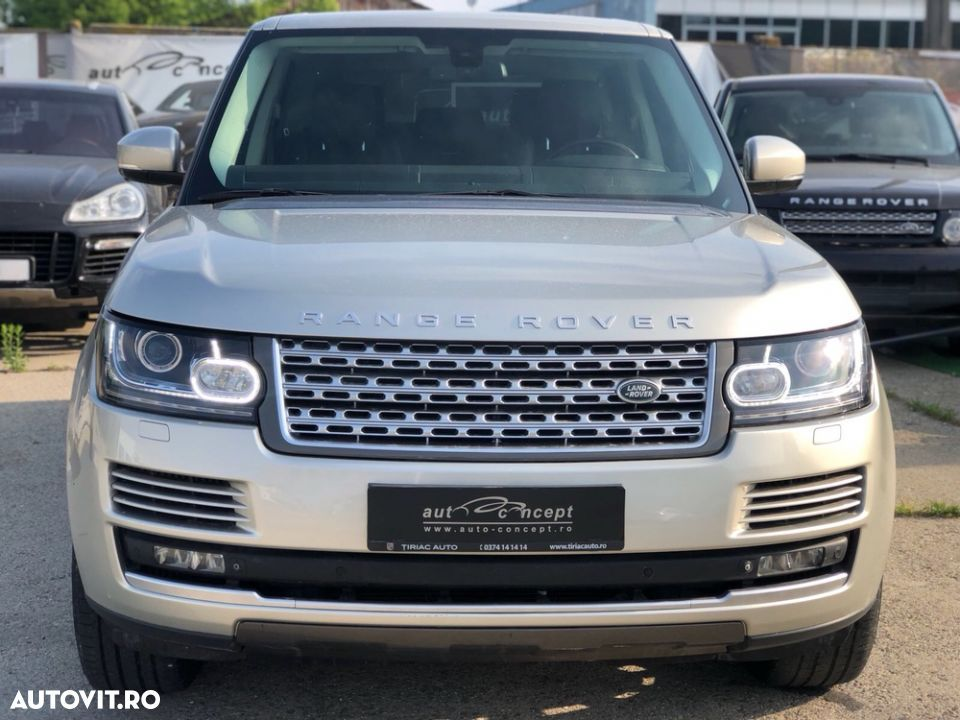 Land Rover Range Rover Vogue - 1