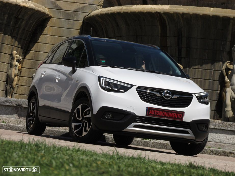 Opel Crossland X 1.2 Innovation Navi (83 cv) - 1