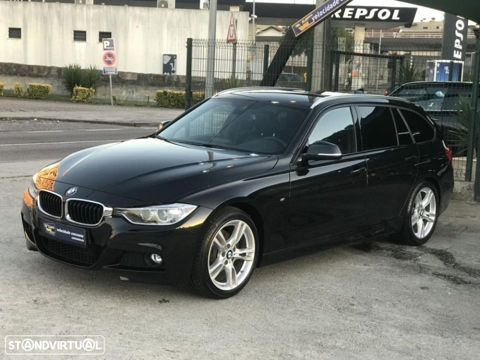 BMW 320 d Touring Auto Pack M - 1