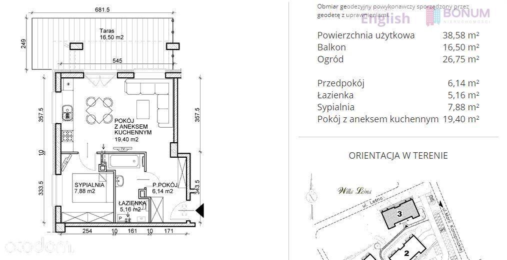 Mieszkanie na sprzedaż, Polanica-Zdrój, kłodzki, dolnośląskie - Foto 3