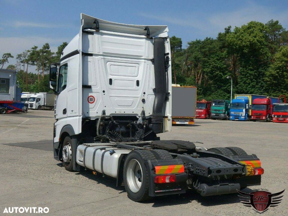 Mercedes-Benz Actros 1845 EURO 5 2013 Nr. Int 10876 Leasing - 3